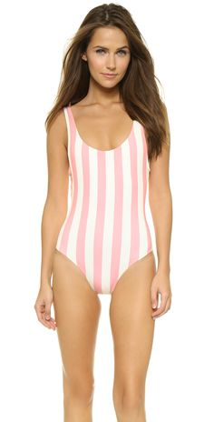 Solid & Striped The Anne Marie One Piece Swimsuit | SHOPBOP