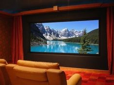 This kind of home theater basement is certainly an inspirati.- This kind of ho. This kind of home theater basement is certainly an inspirati…- This kind of home theater basement theater design small Home Theater Curtains, Home Theater Basement, Best Home Theater, Home Theater Setup, Home Theater Speakers, Home Theater Rooms, Home Theater Seating, Home Theater Design, Cinema Room