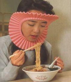 Si encuentras un pelo en tu plato sabrás que no es tuyo.