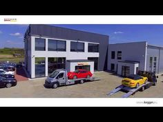 Kegger Porsche intro - YouTube #kegger #carrecovery #autotransporter