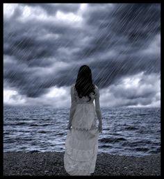 Alone In The Rain @Love Rain #AloneInTheRain