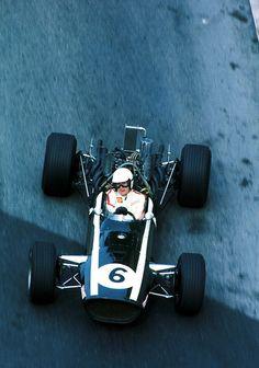 Ludovico Scarfiotti, Cooper-BRM T86B, 1968 Monaco Grand Prix