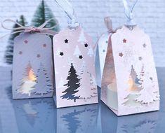 Christmas Crafts For Kids To Make, Christmas Paper Crafts, Stampin Up Christmas, Christmas Wrapping, Christmas Tag, Christmas Decorations, Christmas Ornaments, Minimal Christmas, Natural Christmas