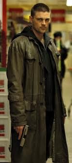 Bourne Supermacy #KarlUrban Leather Coat