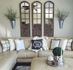 4 Delicious Cool Ideas: Living Room Remodel Before And After Benjamin Moore living room remodel rustic stone fireplaces.Living Room Remodel With Fireplace Mantles living room remodel on a budget renovation. Living Room Remodel, Home Living Room, Living Room Designs, Living Room Decor, Elegant Home Decor, Elegant Homes, Design Seeds, Up House, Farm House