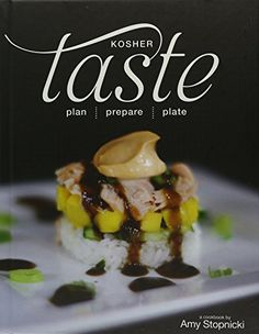 Kosher Taste Cookbook  Plan  Prepare  Plate ** Be sure to check out this awesome product.