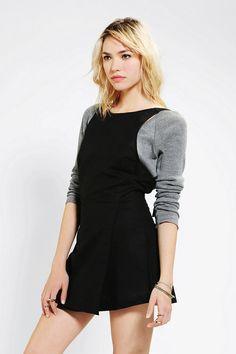 Urban Outfitters - Stolen Girlfriends Club Pinafore Dress