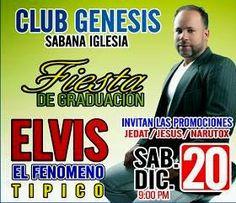 DE LA ZANJA : Apoyemos esta fiesta de Graduación Club Genesis Sa...