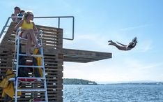 Suggestions for a sunny day in Oslo. Try boat sightseeing and island hopping in the Oslofjord, swimming at Oslo's beaches and cycling in Oslo