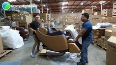 Cozzia Qi Massage Chair - Installation Video | Massage Chair Planet | Massagechairplanet | Massagechairplanet.com