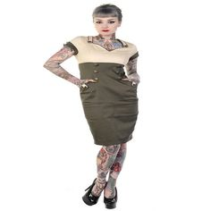 Marnie Wiggle Dress by Banned – Dolly Mixture Clothing