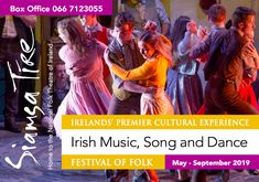 Enjoy Ireland's premier cultural experience at Siamsa Tire, Home to the National Folk Theatre of Ireland. Event Guide, We Are Festival, Cultural Experience, Irish Traditions, The Fosters, Theatre, Ireland, Folk, Culture