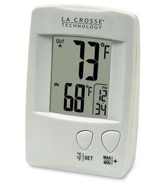 Wireless Temperature Station By La Crosse Technology®