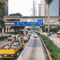 Hong Kong Streets so busybee
