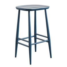 The Originals Barstool is a modern take on a classic wooden bar stool.: