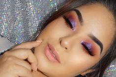 Huda beauty desert dusk palette #hudabeauty #desertdusk #eyes #eyeshadow #beauty #makeup