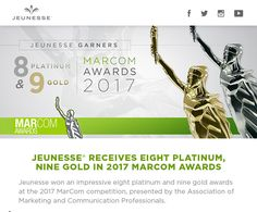 This is why I chose Jeunesse Global.  Want to know more or join?  Send me a message via here :)