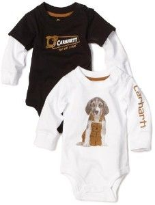 Image detail for -Carhartt Baby-boys Infant Double Up Bodyshirt | review | Kaboodle