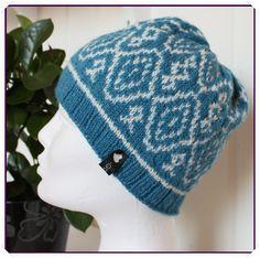 Hjerte GO`H Design Knitted Hats, Crochet Hats, H Design, Beanie, Knitting, Pattern, Knitting Hats, Tricot, Knit Caps