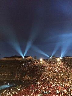 Oper in Verona !