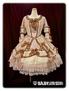 La robe de la Reine pour Misako