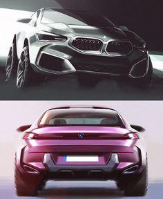 Car Design World (cardesignworld) Photos et vidos Bmw Sketch, Car Design Sketch, Bmw X6, Interior Sketch, City Car, Luxury Suv, Audi Cars, Car Drawings, Automobile