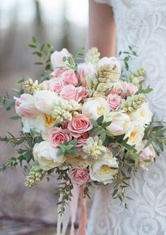 Totally Perfect Wedding Bouquets Ideas For This Spring And Summer 18