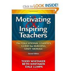 Motivating and Inspiring Teachers