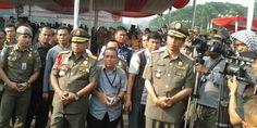 Pengamanan Jokowi Diperketat