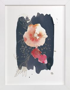 Fleur by Kelly Ventura at minted.com