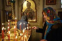 Православная Пасха в Баку - ФОТОРЕПОРТАЖ - 1NEWS.AZ