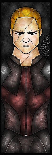 Fashion and Action: Avengers - Stained Glass-Styled Art by Mandie Manzano