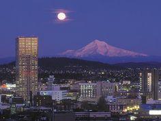 Mount+Hood+Portland+Oregon | Portland and Mt. Hood