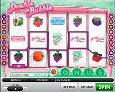 All about the ever popular Double Bubble Slot from GameSys. Check it out!