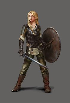 Tagged with art, fantasy, dnd, roleplay, dungeons and dragons; Fantasy Females (various artists) Fantasy Character Design, Character Creation, Character Concept, Character Art, Viking Character, Concept Art, Dnd Characters, Fantasy Characters, Female Characters
