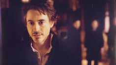 "in ""Sherlock Holmes"" Sherlock Holmes Robert Downey, Robert Downey Jr., Sherlock John, Warner Bros Movies, Holmes Movie, Irene Adler, Guy Ritchie, I Robert, Handsome Actors"