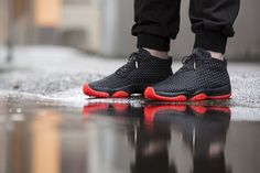 Jordan Future Official Black/Red (1)