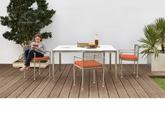 Dining Table and Chairs | Coro