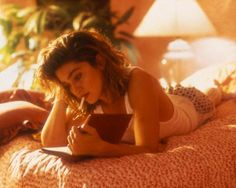 Desperately Seeking Susan she has had her moments i did like this one,