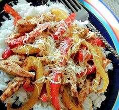 """Chicken Fajita Dinner: """"This is very easy to throw together on a night when you need something fast but still want something delicious and healthy."""" -rthalgott"""