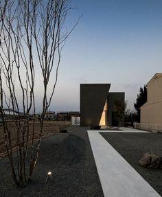 Ginan House par Keitaro Muto Architects - Journal du Design