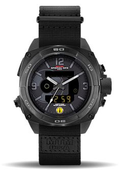 Black Rad | MTM Special Ops Watches