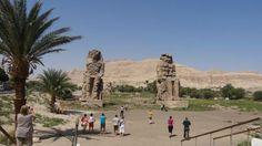 Viaggi in Egitto, Colossi di Memnon http://www.italiano.maydoumtravel.com/Pacchetti-viaggi-in-Egitto/4/0/