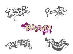 Recruta Girls - Estampas, Letterings e Tags - marisa.lima
