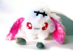 Fluse withe Zombie Rabbit little Ghost Mary Kawaii von Fluse123