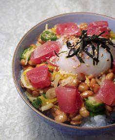 名物納豆のバクダン丼 by ナオミ先生 | レシピサイト「Nadia | ナディア」プロの料理を無料で検索