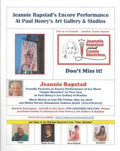 Henry Art Gallery, Comedians, Acting, Sketches, Entertaining, Comics, Drawings, Cartoons, Doodles