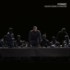 "Mercury Prize 2017 nominee: ""Gang Signs & Prayer"" by Stormzy 
