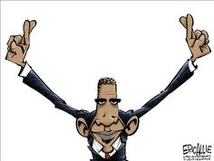 Political Cartoons by Eric Allie  He much like Nixon in his corruption other than the level OBAMA 10 to the 666th power.