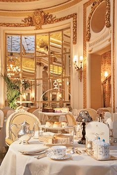 The top 10 places to take afternoon tea  Afternoon-tea-at-The-Ritz.-Credit-the-Ritz-London